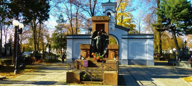 Wielkanocna kwesta na Cmentarzu Rzymskokatolickim w Radomiu