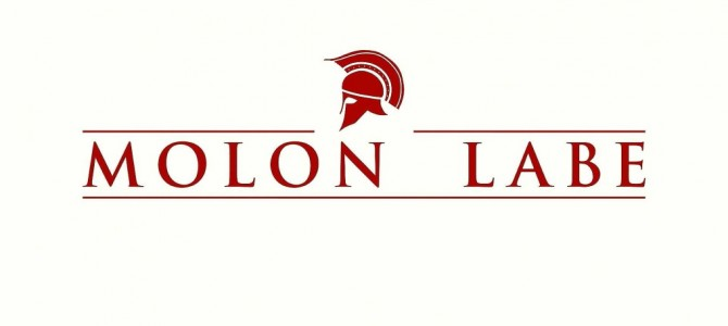 μολὼν λαβέ – molon labe! (gr.)