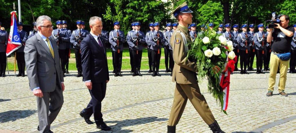 Uroczystości upamiętniające generała Andersa i bitwę pod Monte Cassino