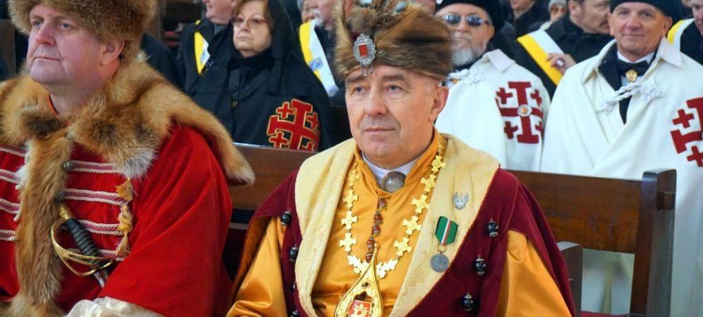 Bractwo Kurkowe Św. Sebastiana uczciło Św. Kazimierza