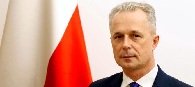 Hetman Bractwa Św. Sebastiana – Dyrektorem Generalnym MEN