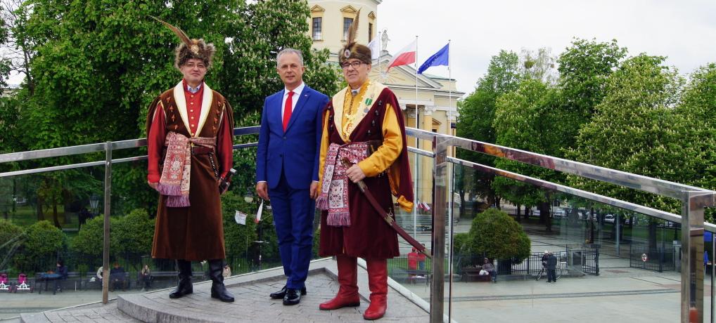Święto Konstytucji 3 Maja w Radomiu